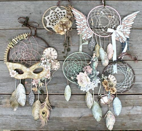 These dream catchers made me surprise when I first saw them because I never knew…