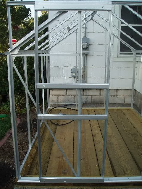 Harbor Freight Greenhouse Assembly Greenhouses Amp Garden