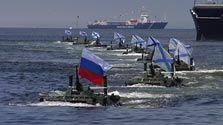 «Морские дьяволы» высадились во Владивостоке: как в Приморье празднуют День ВМФ