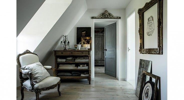Une Ancienne Grange Transformee En Maison De Famille Maison Maison De Famille Et Grange