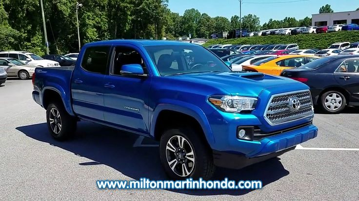 25 best ideas about toyota tacoma double cab on pinterest for Milton martin honda used cars