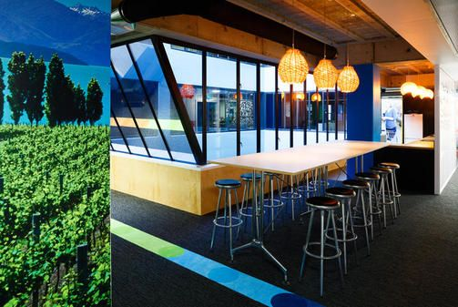 GS1 New Zealand Inc / commercial interiors / projects / gallery - Inside design