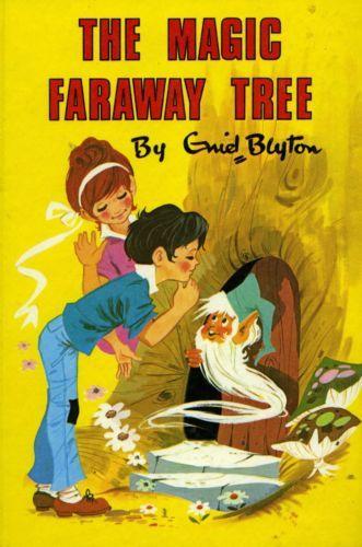 The-Magic-Faraway-Tree-by-Enid-Blyton-FREE-AUS-POST-Vintage-Illust-Hardback-71  www.sleepybearbooks.com