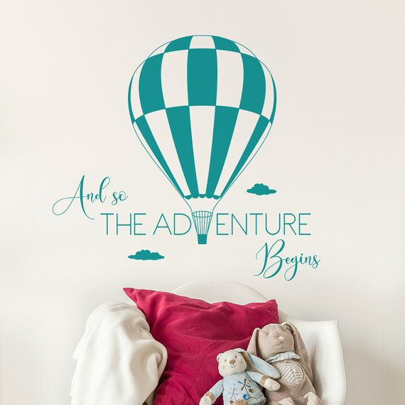 And So The Adventure Begins  Inspirational by SirFaceGraphics