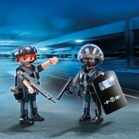Playmobil Duo Pack Αστυνομικοί (5515)- 3.99
