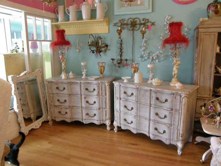 35 best images about ideas for the house on pinterest - Gray shabby chic furniture ...