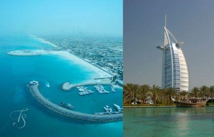 Dubai, United Arab Emirates © Travel+Style