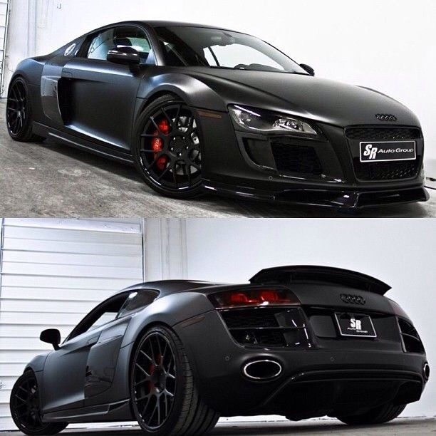 Things i would do to this car...Audi R8