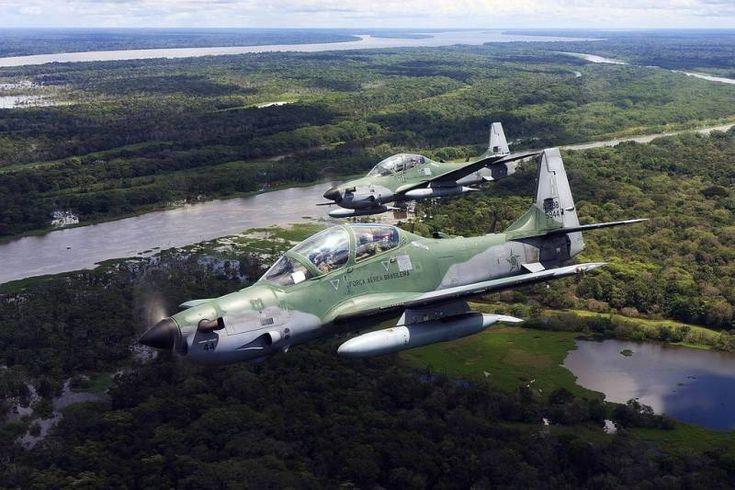 Brasil ofrecerá 24 Super Tucano a la Fuerza Aérea Argentina, que habría optado inicialmente por el T-6C