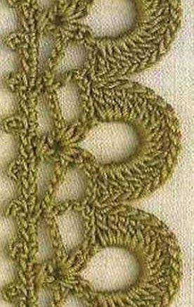 Marisabel crochet: tiptoe - diagram