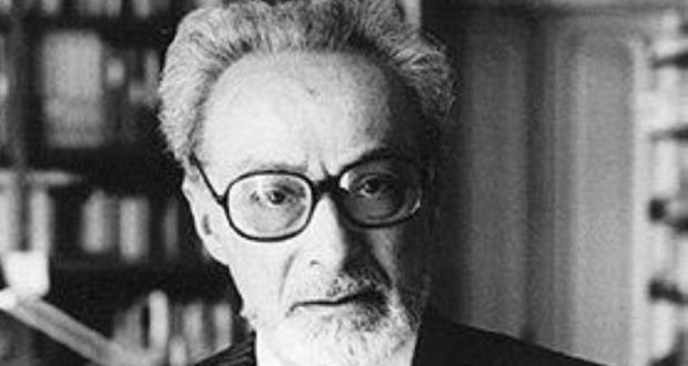 """Primo Levi: """"My Jewish identity took on a great importance following my deportation to Auschwitz. It is very likely that without Auschwitz I would never have written, and would have given only a little weight to my Jewish identity."""" He wrote in order to tell the world what happened. In time he would come to resent the literary world that regarded him not as an artist, only as witness. Photograph: Getty Images"""
