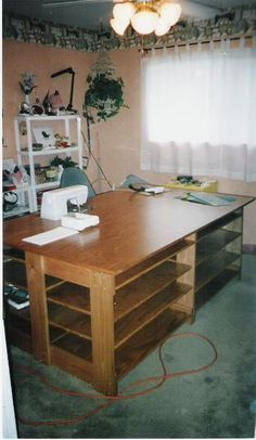 1000+ images about Sewing Tables on Pinterest | DIY and crafts ...