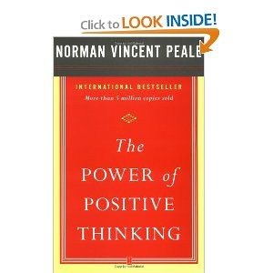Best book to listen to on CDs.  Norman Peale sounds like a Hillbilly telling life stories around a campfire! Also inspiring of course haha