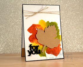 Leaflets Framelits, Mini Treat Bag Thinlits, Corrugated Cardstock