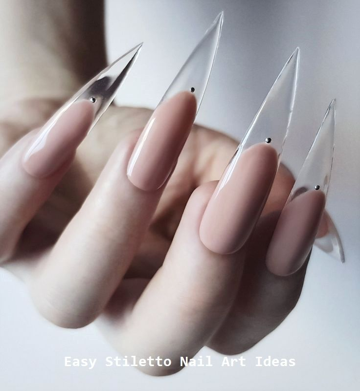 30 große Stiletto Nail Art Design-Ideen #naildesigns #nail – Nails