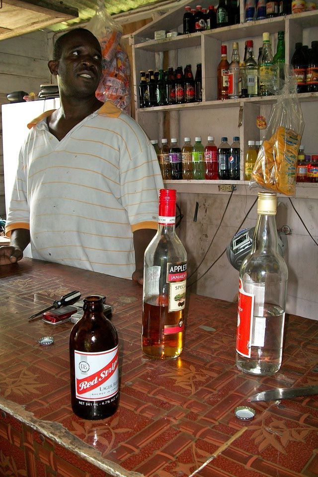 All About Rum, the Spirit of the Caribbean: Caribbean Rum Shops