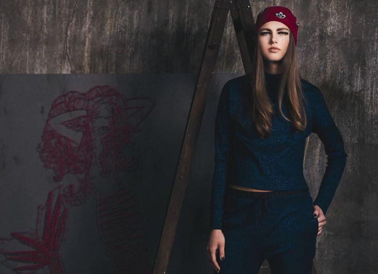 Kira Plastinina gold label FW15/16