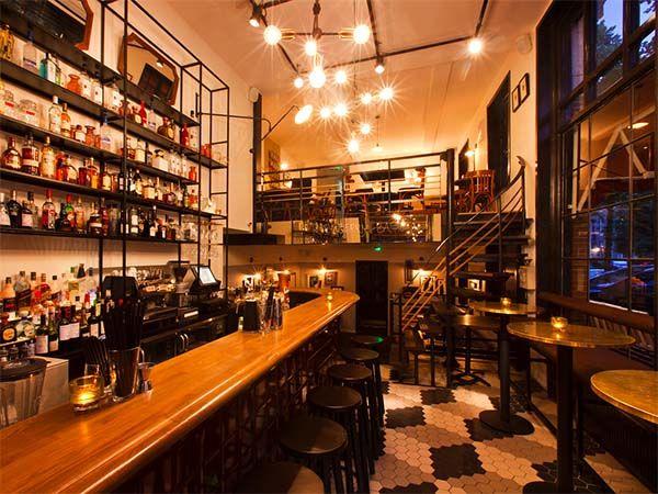 Carter Bar and Kitchen Amsterdam: all day hotspot | http://www.yourlittleblackbook.me/porter-bar-kitchen-amsterdam/