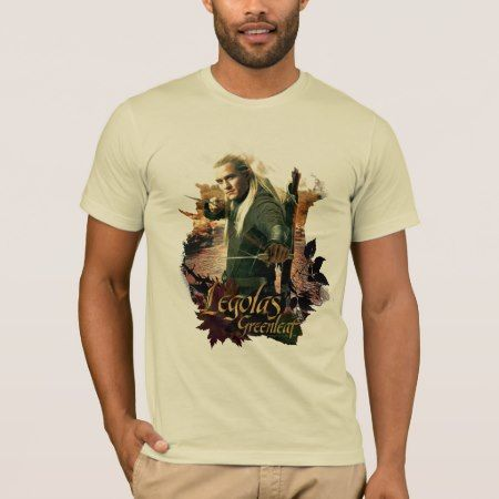 LEGOLAS GREENLEAF™ Graphic 2 T-Shirt - click/tap to personalize and buy