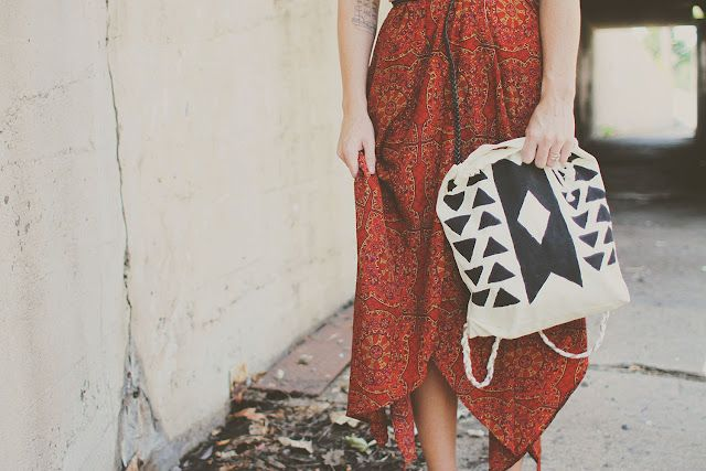 How to turn a plain canvas tote into a cute DIY backpack!: Backpacks, Sincerely, Kinsey, Backpack Diy, Tote Bags, All, Canvas Tote