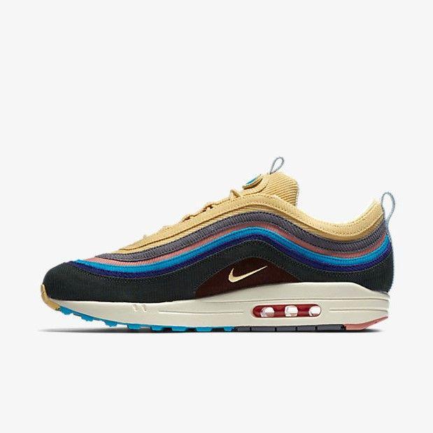 release date: a06ab e068d Sean Wotherspoon x Nike Air Max 1/97 | Feet SHELLss | Nike air max ...