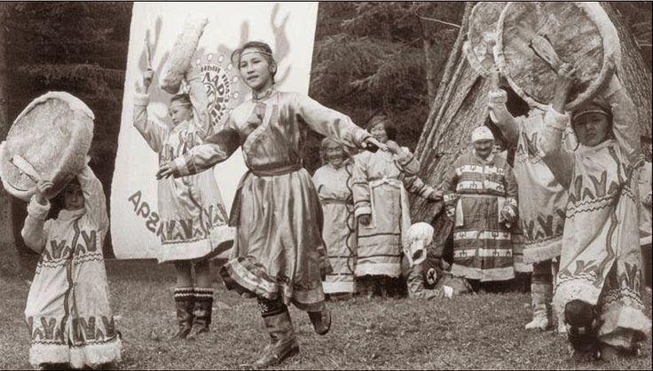 Tofa Türkleri - Тофалар (İrkutsk Oblastı - Rusya)