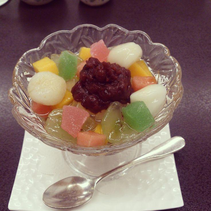 あんみつ Anmitsu - Japanese sweets