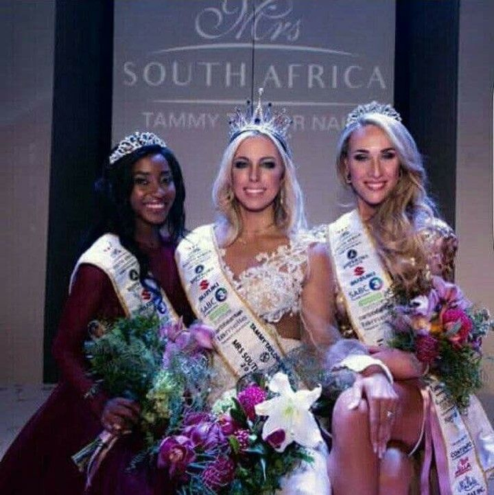 Congratulations to our Tammy Taylor Queen @nicolecapper from Tammy Taylor Nails Morningside !!Mrs South Africa !!Well done we wish you all the best  for your year of reign