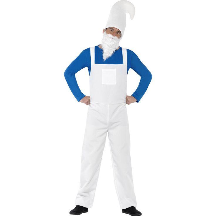 Déguisement Gnome Bleu #déguisementsadultes #costumespouradultes #nouveauté2016