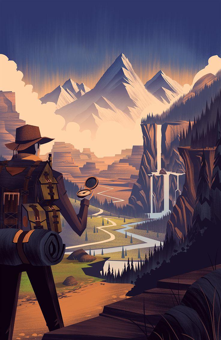 2014 LabelExpo Americas ·Illustration 2