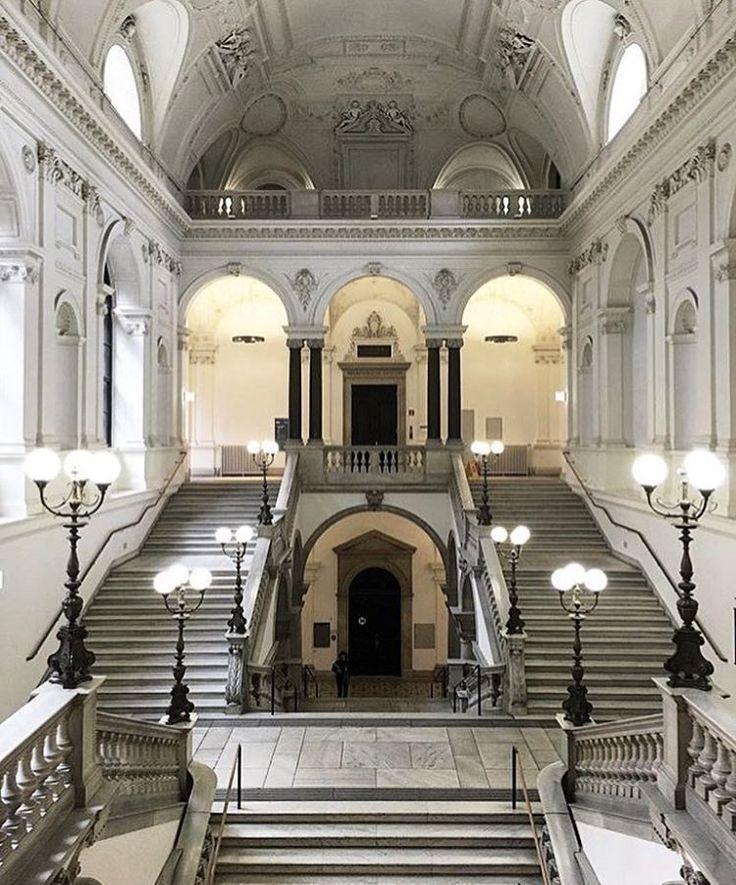 Inside The University Of Vienna