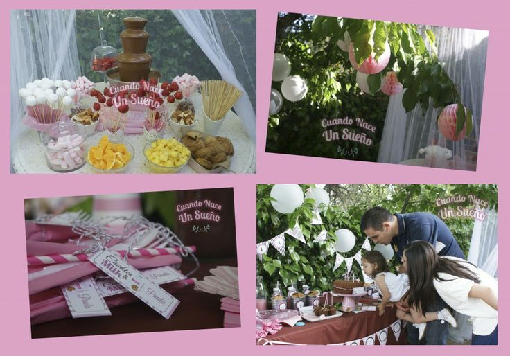 Cookies milk party fiesta 2 cumplea os ideas - Decoracion cumpleanos nina ...