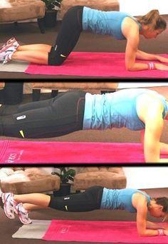 Les abdos par séries de 50, c'est fatigant ! Pensez plutôt à gainer votre ventre en 5 minutes par jour, grâce à un exercice de gainage facile et ultra efficace.