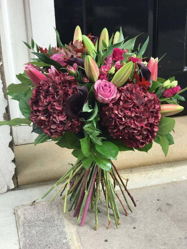 A beautiful Elegant Knightsbridge Flowers Bespoke Bouquet