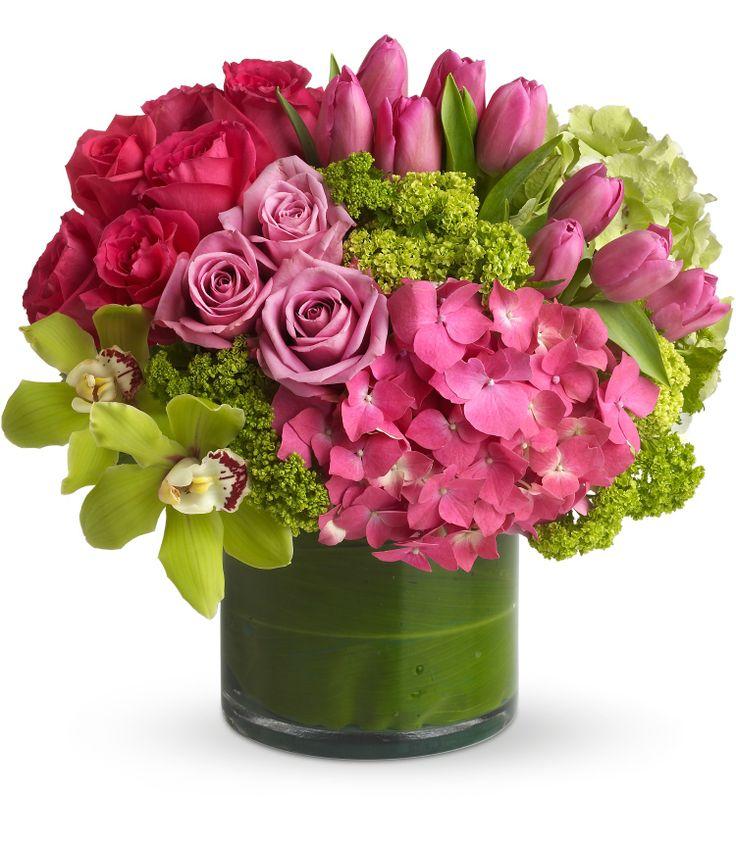 Spring - New Sensations - Flowerama Columbus - Columbus Florist - Same Day Flower Delivery