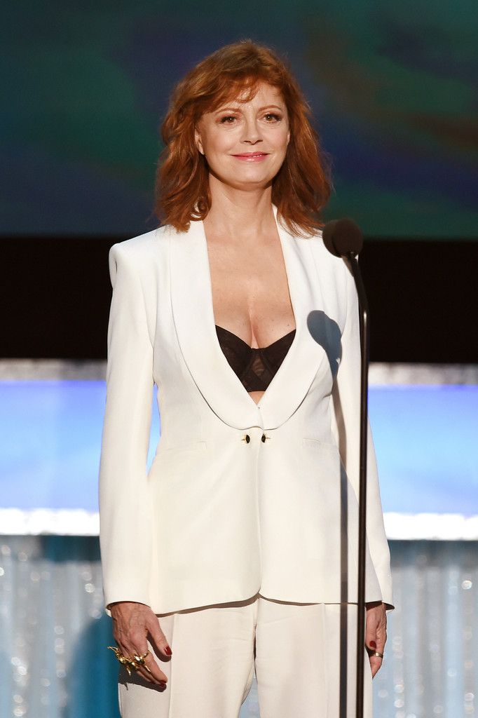 Susan Sarandon for Bernie Sanders - Celebrity Political Endorsements 2016: See Who the Stars Are Voting For - Photos