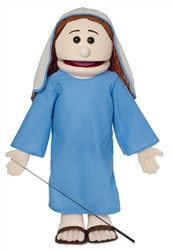 """Silly Puppets SP2162 25"""" Mary"""