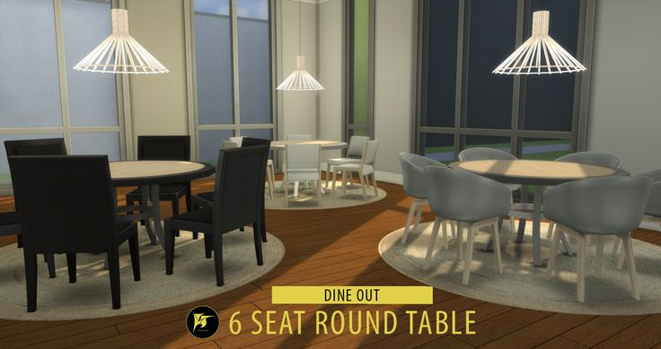 The 6 Seat Round Table From Dine Out Backyard Stuff Was A Good Idea, Right?  Such A Good Idea That Everyone Wished That There Was An Umbrella Free  Version To ...