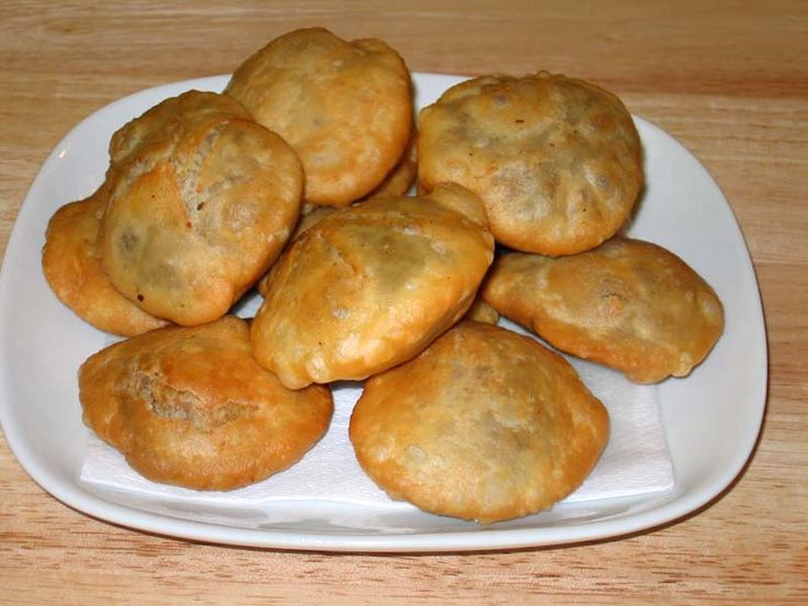 Khasta Kachori is a delicious, spicy, fried puff pastry. Kachoris are great as an appetizer or as part of a festive meal for any occasion.
