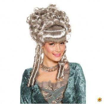 Perücke Adlige Marie-Sophie | Fasching Kostüme kaufen