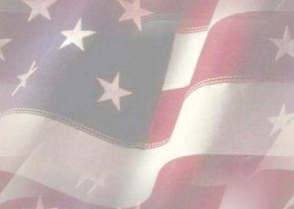 American Flag Watermark Us Flag Background Light I