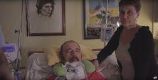 La moglie di Luigi Brunori, malato di Sla morto l'8 gennaio del 2016, racconta l'esperienza sua e del marito. E la loro lunga lotta per un diritto: il diritto ad andarsene. Il suo ricordo in occasione del decennale dalla morte di Piergiorgio Welby, che l'associazione Luca Coscioni porta alla Camera