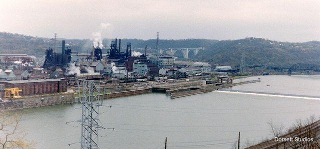 U.S.Steel Edgar Thomson Works | With the George Westinghouse… | Flickr