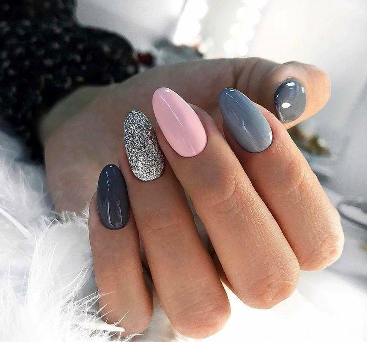 Ongle en gel rose : 40+ idées pour un nail art parfait
