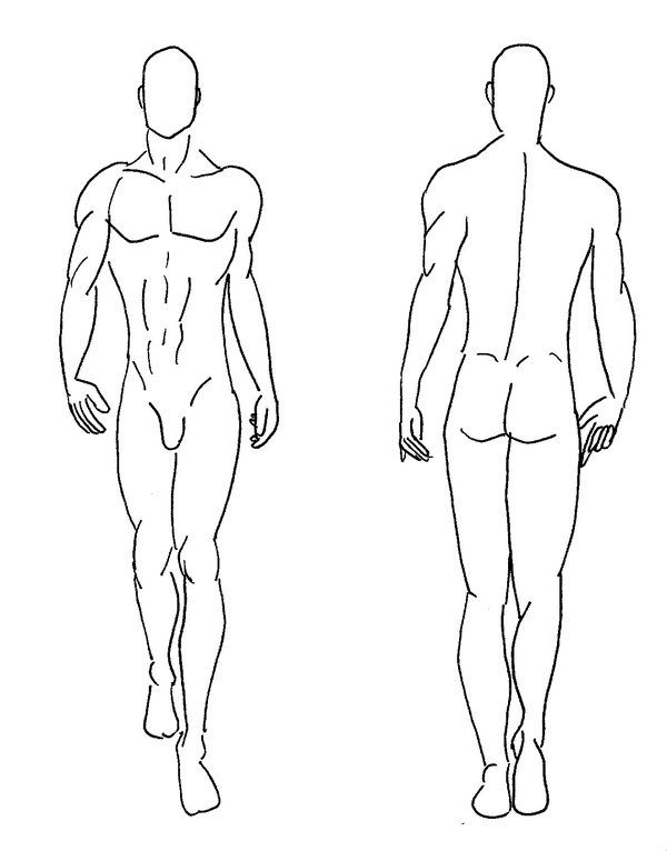 Free male fashion croquis to download.  Really helpful and inspiring for men's fashion design and drawing.