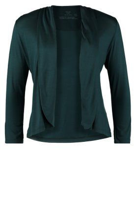 SANDRINE - Strickjacke - jaguar green
