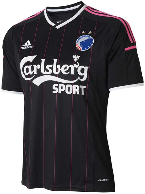 Copenhagen 2014-15 adidas Away Kit