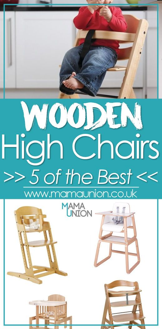 Best Wooden High Chair Reviews. Mama Union