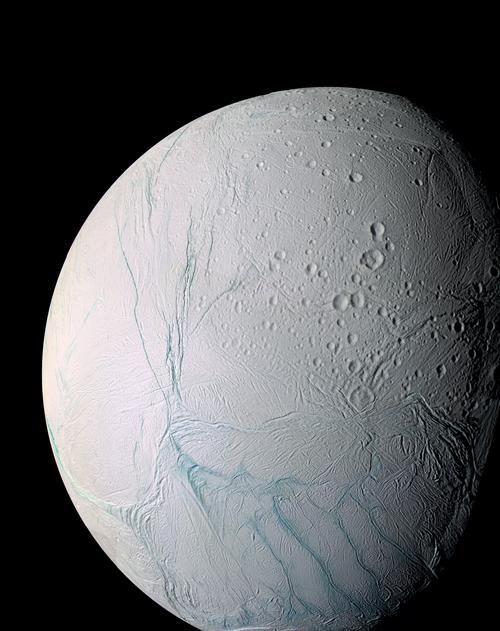 Saturn's moon - Enceladus