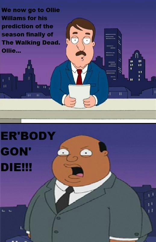 Ollie Family Guy Snow